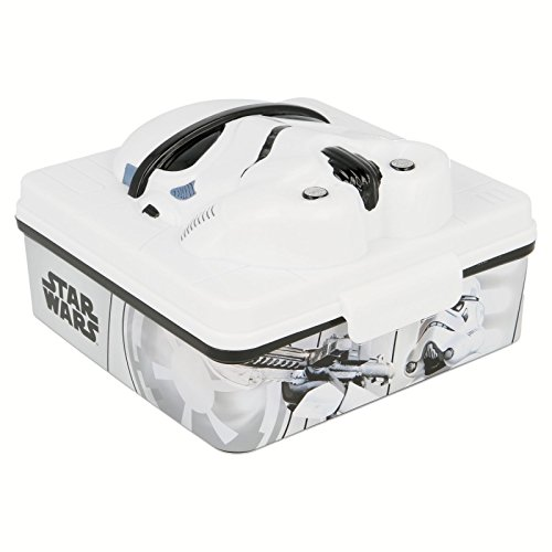 Star Wars Trooper 3D Lunch Box