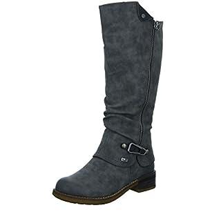 Rieker 94652-45 Womens Boot, Grey 3.5 UK
