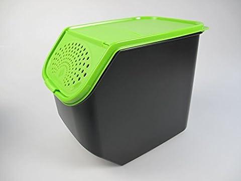 Tupperware© - Boîte de rangement pour pommes de terre