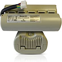 ABC Products® Replacement Rechargeable CHARGEPAK B1, VL-61949, VL-61114, 101A0 Battery for Pure One Mini, One Mini Series 2, Evoke 1, Evoke D2 / D240 (Domino) Digital DAB Radio etc