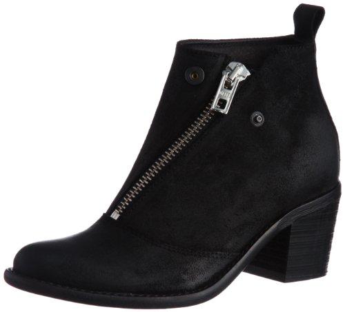 Diesel Damen Schuhe - Chelsea Show CLOSEMEY - Stiefel - Y00746 PR276 T8013 Gr 39 EU/8.5 US (Schuhe Stiefel Diesel)
