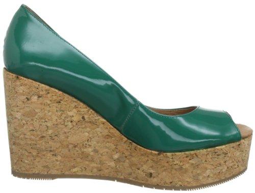 Billi Bi 610028255, Espadrilles femme Vert (Green Giade)