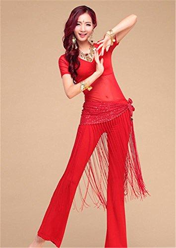 peiwen Bauchtanz Übungs Kostüm Set/Indian Dance Show Kleidung/mehr -