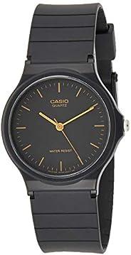 Casio Men's Dial Silicone Band Watch - MQ-2