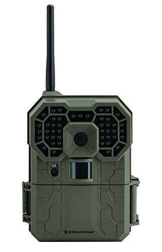 Stealth Cam GXW Wireless 12 MP Trail Cam, Tree Bark (Cam Stealth)