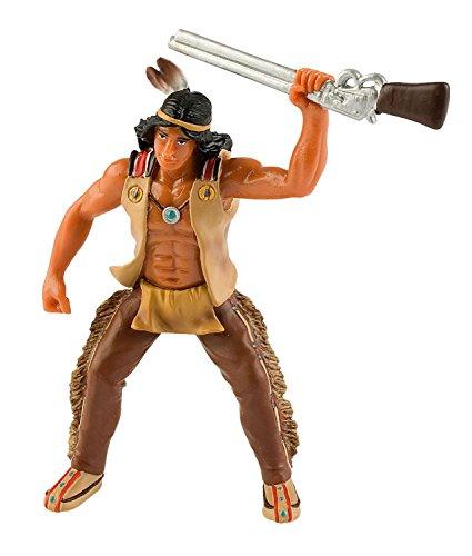 Bullyland 80678 - Spielfigur, Indianer, ca. 9,5 cm