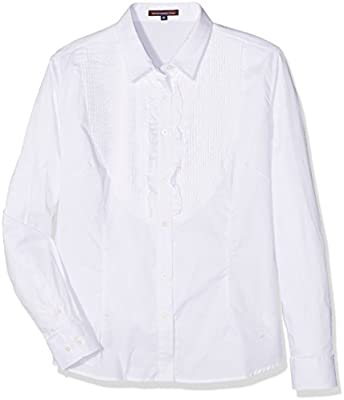 SPAGNOLO Blusa Gabardina Elast. 2248, Camisa para Mujer