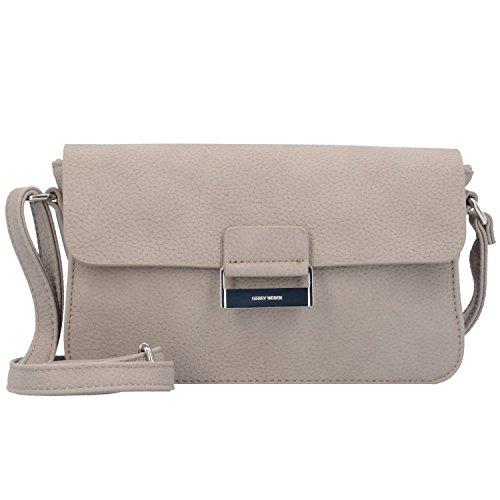 GERRY WEBER Damen Talk Different Ii Flap Bag H, S Umhängetaschen, 24x13x5 cm Cappuccino
