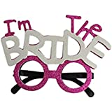 Smartcraft I'm The Bride Eye Glasses , Bachelorette Party Supplies , Party Sunglasses