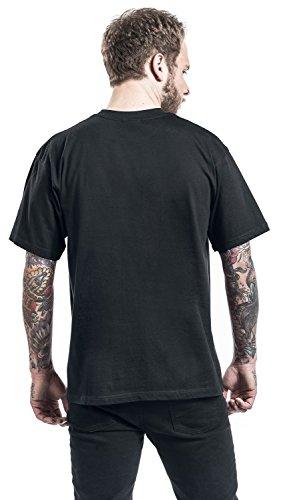 AC/DC Hells Bells T-Shirt Schwarz Schwarz