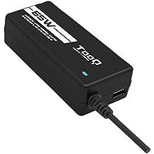 Cargador Universal 65w 1xUSB + 8 Conectores TOOQ