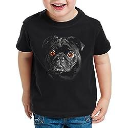 Camiseta para Niños T-Shirt carlino,