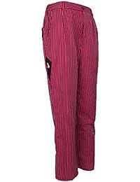 5f21769db11eaa non-brand Homyl Pantaloni Abiti Costumo Parti Uniforme Realistico per Uomini  Ristorante Cuoco