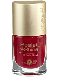 L'Oréal Paris Resist & Shine Titan, Nagellack Nr.555, 9 ml