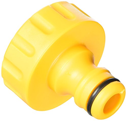Hozelock - Conector para grifo de exterior roscado de 1 pulgada