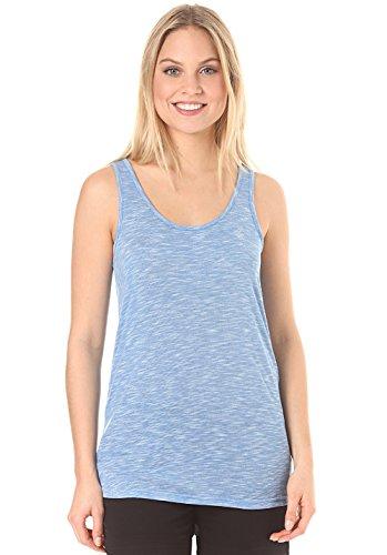 Volcom Back It Up T-shirt débardeur Bleu bleu électrique