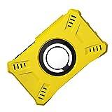 perfeclan Fundas Osciloscopio Anillo de Silicona para DS213 DS213 - Amarillo
