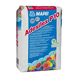 White Sticker for Coatings 25 kg Adesilex P10 Mapei