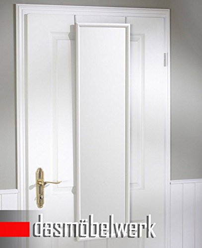 dasmöbelwerk Spiegel Wandspiegel Türspiegel Hängespiegel Rahmenspiegel Wand- und Tür Spiegel incl. Befestigungsmaterial