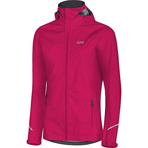 Gore Wear Damen R3 Tex Active Kapuzenjacke, Jazzy Pink, 38