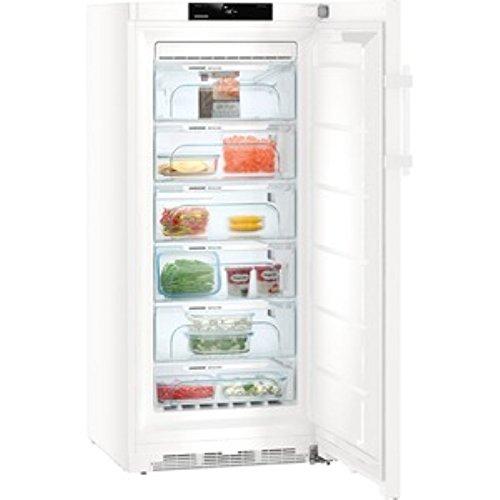 Liebherr GN 4115autonome Recht 263L A + + + Weiß Gefrierschrank-Tiefkühltruhen (Recht, 263L, 22kg/24h, sn-t, Eisfreihalter, A + + +)