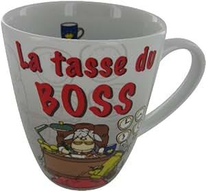 Nici - NJC94087 - Ameublement et Décoration - Mug - La tasse du Boss