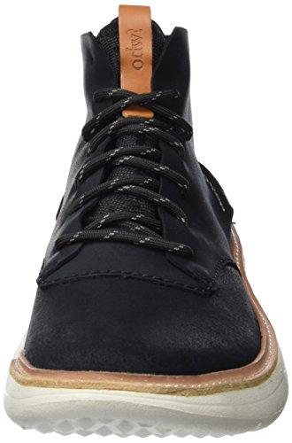 OHW? Herren Horak Hohe Sneakers Schwarz (Black)