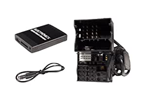 USB MP3 AUX SD CD Bluetooth kit mains libres Interface Adaptateur autoradio BMW E39 Z4 E85 E83 X5 E53 -2 Electronicx®