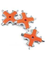 Microtool Radius - Outil multifonction pour plongée.