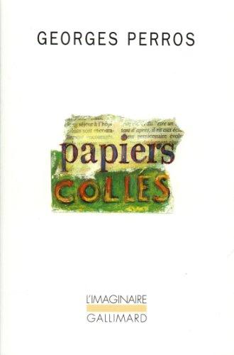 Papiers collés (Tome 3)