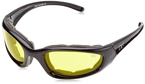 Dice Sonnenbrille, D0126 Schwarz