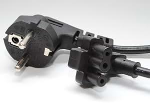 Firstcom câble d'alimentation pour dell pa-type 10, pa - 12 06U352 d'ordinateur portable