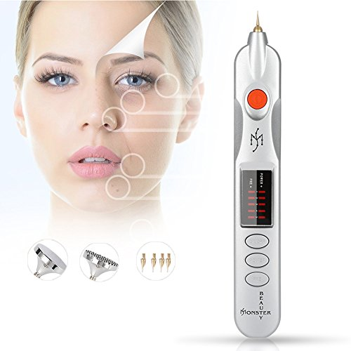 Tattoo Entfernung Maschine Professionelle Plug-in Elektrische Magie Stift Freckle Falten Mole Ionic Mehrzweck Beauty Instrument FDA Genehmigt(Plug and Play)