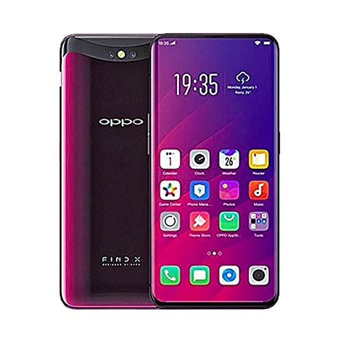 "OPPO Find X 8+128GB 6.42"" Dual SIM Smartphone - Boedeaux Rouge"