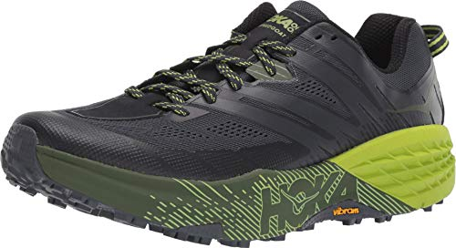 Hoka One One Speedgoat 3 Mens - Ebony Black - 7 UK