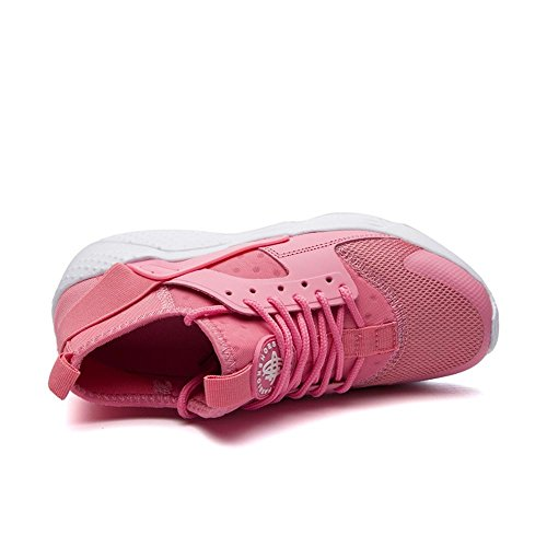 Runway Splash scarpa da ginnastica da donna fitness palestra Boost scarpe da corsa da donna da donna palestra shock Absorbin sport Fitns taglia Pink