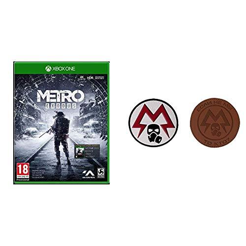 Metro Exodus Day One Edition for Xbox One + Metro Exodus Patch