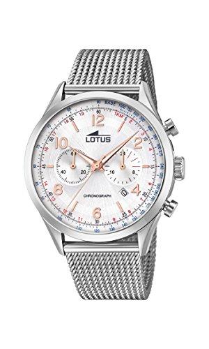 b55349ffc388 Lotus Watches Cronografo Quarzo Orologio da Polso 18555 1