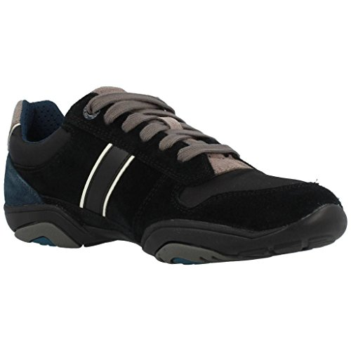Sport scarpe per le donne, colore Nero , marca GEOX, modello Sport Scarpe Per Le Donne GEOX JR SAVAGE A Nero Nero