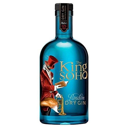 Der König von Soho Gin 70cl - (Packung mit 6)