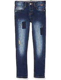boboli Denim Stretch Trousers For Boy, Pantalones para Niños