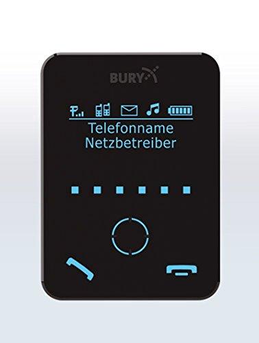 Bury CC 9058 Freisprech - / Bluetoothmodul passend für Isuzu RODEO ab Bj. 1993 (Zubehör Rodeo Isuzu)