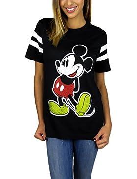Disney–Mickey Mouse Varsity–Camiseta de fútbol