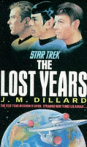 The Lost Years (Star Trek)