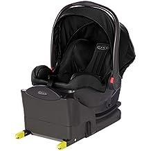 Graco SnugRide i-Size - Silla de coche grupo 0+, color negro medianoche