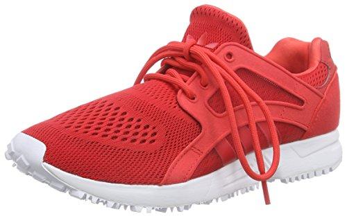 adidas - Racer Lite, Scarpe da ginnastica Donna Rosso (Rot (Tomato F15-St/Tomato F15-St/Ftwr White))
