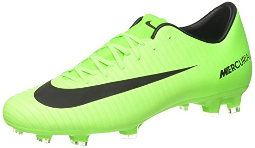 Nike Herren Mercurial Victory VI FG Fußballschuhe, Grün (Electric Green/Black-Flash Lime-White), 43 EU (Nike Fg 5)