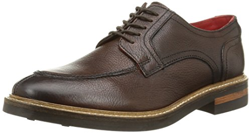 Base London Brooksby, Derby homme Marron (Brown Grain)