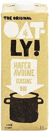 Oatly Crème Liquide d'Avoine Bio 1 L