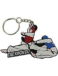 by soljo Taekwondo Sport - 100% de Goma Llavero Cadena Racing Sintonía Motocross